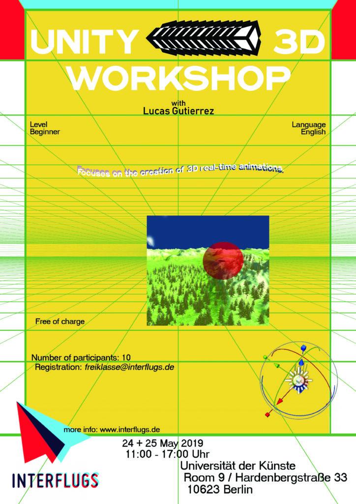 Interflugs | Unity3D Workshop